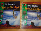 A Beka Abeka 9 Science Of The Physical Creation Student Text