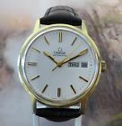 Men's OMEGA Automatic Day/Date Watch from 1972, Running
