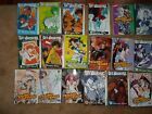 46 Mix of Get Backers, Tenjho Tenge, Parasyte, Airgear, and GTO book series