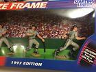 1997 Kenner  Starting Lineup Freeze Frame Three Action Poses Dante Bichette MIB
