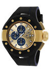 New Mens Invicta 22438 Rally Chronograph Gold Dial Mens Watch