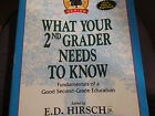 What Your Second Grader Needs to Know Plus 3rd 4th 6th