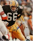 RAY NITSCHKE (dec.) Green Bay Packers signed autographed 8x10 photo- JSA Cert.