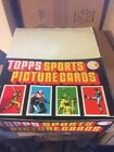 1988 TOPPS UNOPENED RACK BOX CARDS 24 PACKS STRAIGHT FROM CASE. NOT SEARCHED!!!