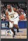 1995 Classic RAY JACKSON Autograph Rookie MICHIGAN WOLVERINES FAB 5