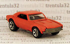 Set Exclusive Mock Up Custom 67 CHEVY CAMARO 1967 orange Hot Wheels Loose