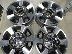 Four 2006 2016 Ford F250 F350 Factory 18 Wheels Rims OEM 3843 BC34 1007 AA