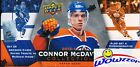 (5) 15 16 UD Connor McDavid Collection Factory Sealed Box-125 ROOKIES+5 JUMBO