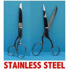 STAINLESS STEEL SEWING FABRIC SHEARS CRAFT PAPER SCISSORS 7 1 4 LONG 8764 168