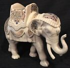 Lenox China Jewels Standing Elephant For Nativity or other display EUC