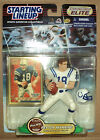 Brand New 2000 Starting LineUp Elite PEYTON MANNING action figure