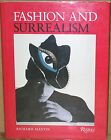 Fashion and Surrealism by Richard Martin First Edition DJ 1988 Illustrated