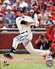 BUSTER POSEY AUTOGRAPHED SIGNED 8X10 PHOTO SAN FRANCISCO GIANTS PSA DNA