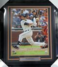 BUSTER POSEY AUTOGRAPHED SIGNED FRAMED 16X20 PHOTO SAN FRANCISCO GIANTS PSA DNA