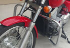 Honda Shadow Aero VT 750 & VT750 C2 Spirit - Chrome Highway/Crash/Freeway Bar