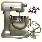 KitchenAid RKP26M1X 10 Speed 6qt Pro 600 Large Capacity Stand Mixer-Contour Slvr