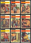 1958 Topps TV Westerns Trading Cards 4