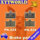 FRONT Brake Pads for SUZUKI RF 900 RR RS RS2 1994 1995