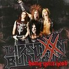 LIPSTIXX 'N' BULLETZ - BANG YOUR HEAD USED - VERY GOOD CD