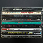 9xCD set! US TV Soundtracks Alias Scrubs ROSWELL Northern Exposure NYLON Melrose