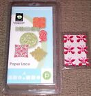 NEW Cricut Cartridge PAPER LACE+6 Butterfly Crystals Free shipping