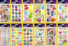 U CHOOSE Sticko BIRTHDAY Stickers PARTY CELEBRATION BALLOONS CUPCAKES PRESENTS