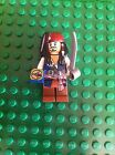 LEGO PIRATES OF THE CARIBBEAN CAPTAIN JACK SPARROW MINFIGURES 4183
