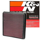 K&N 33-2387 Replacement Air Filter 2007-2013 Toyota Tundra 2008-2013 Sequoia