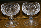 2 Waterford Cut Crystal Donegal Pattern 6