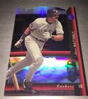 1994 SP DON MATTINGLY Yankees Special F X Red Die Cut Holoview 25