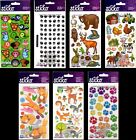 U CHOOSE Sticko ANIMALS Stickers FARM DEER BEAR DUCK COW PIG FOX DINOSAUR RABBIT