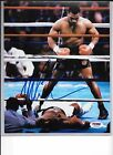 MIKE TYSON AUTO AUTOGRAPH 8 X 10 PHOTO PSA DNA CERT