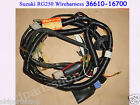 Suzuki RG250 Wireharness NOS RG 250 Wire Harness 36610-16700 GAMMA 250 LOOM
