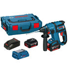 Bosch GBH18V-EC 18v Brushless SDS-Plus Rotary Hammer Drill 5.0Ah Kit