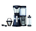 NEW!! Ninja Auto-IQ Coffee Bar Brewer with Reusable Filter CF081