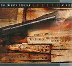 VARIOUS ARTISTS - THE MIGHTY STRIKER SHOOTS AT HITS [DIGIPAK] USED - VERY GOOD C
