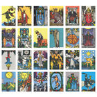 Label Sticker Pack Tarot 48 Stickers for Gift Letter Card Scrapbook Decor Point