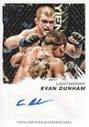 2011 Topps UFC Moment of Truth 8