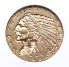 1914-S $5 Gold Indian Certified NGC Choice AU58