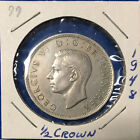 1948 Great Britain Half Crown
