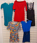 DEREK HEART JUNIOR 5 Piece LOT of Summer DRESSES SIZE MEDIUM NWOT