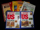 American History Lot Time Travelers + Joy Hakim The History of US