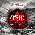 Recollections: A Tribute to British Prog [Digipak] by Asia (Rock) CD, Apr-2014