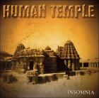 HUMAN TEMPLE - INSOMNIA * USED - VERY GOOD CD