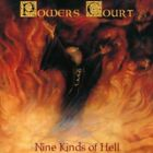 POWERS COURT - NINE KINDS OF HELL USED - VERY GOOD CD