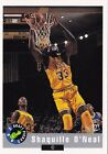 Shaquille O'Neal LSU 1992 Classic Draft Picks National Convention Promo No Auto