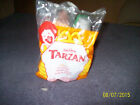 5 1999 McDonalds Happy Meal Toys Disney Burroughs Tarzan s 1 3 5 6 7