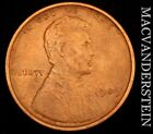 1909 LINCOLN WHEAT CENT - SCARCE!!  HIGH GRADE!!  LUSTROUS!!  #U5541