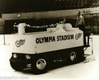 Vintage Detroit Red Wings Olympia Stadium Zamboni Olympia Ice Cleaning Michigan