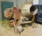 Pto Driven diesel Cement concrete Mixer, Fits compact Tractor Ford House Build